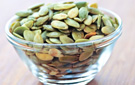 Nutritious and Savory Seasoned Pumpkin Seeds Snack Recipe