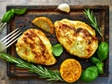 Citrus Garlic Chicken
