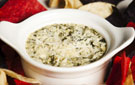 A Delicious and Low-Fat Ricotta Spinach Party Dip Recipe