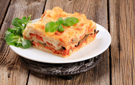 Heart-Smart, Veggie-Filled Lasagna