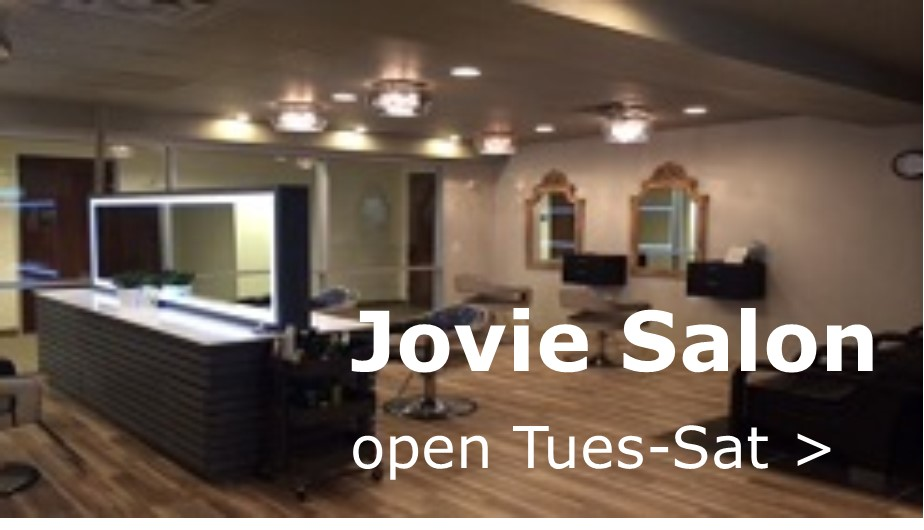 Jovie Salon Now Open
