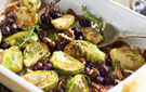 Healthy Sautéed Shredded Brussels Sprouts with Bacon Recipe