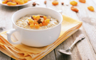 Fruited Cinnamon Oatmeal