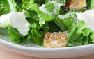 A Healthy and Low-Fat Spin on the Traditional Caesar Salad