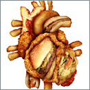 Effects of Saturated Fat, Sugar, and Sodium on Your Heart