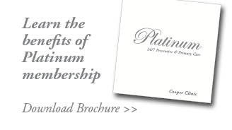 Learn the benefits of Platinum membership - Download Brochure
