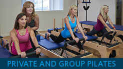 Private and Group Pilates